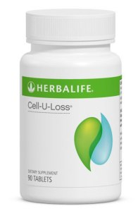 Fast Inch Loss Product - HerbaLife Cell-U-Loss